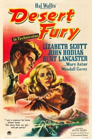 Desert Fury plakat