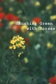 Rasendes Grün mit Pferden 2019