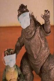 مشاهدة فيلم Godzilla says: WEAR YOUR MASK!!!!! مترجم