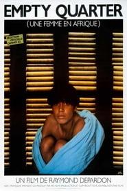Une femme en Afrique 1985