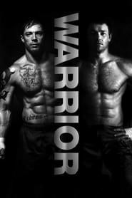 Poster for the movie, 'Warrior'