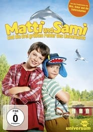 Poster Matti and Sami and the Three Biggest Mistakes in the Universe