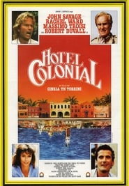 Poster Hotel Colonial 1987