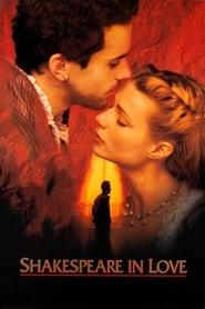 Poster Shakespeare in Love 1998