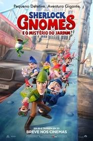 Sherlock Gnomes e o Mistério do Jardim