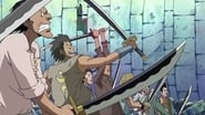 One Piece Season 10 Episode 375 : Not Out of Danger Yet! Orders to Annihilate the Straw Hat Crew