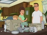 King of the Hill Season 11 Episode 9 : Peggy's Gone to Pots