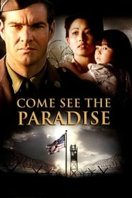 Poster Come See the Paradise 1990