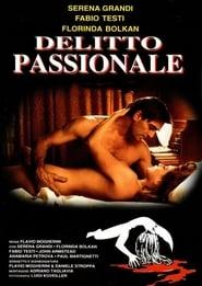 Poster Delitto passionale 1994