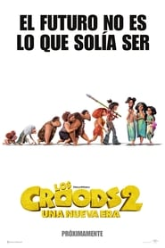 Los Croods: Una nueva era TS-Screener 720p