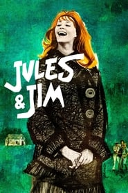 Poster Jules and Jim 1962