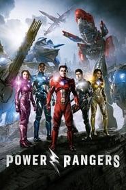 Poster Power Rangers 2017