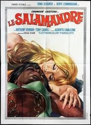Poster Le salamandre 1969