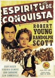 Espíritu de conquista dvd estreno 1941 de película completa españa
