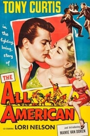 Poster The All American 1953