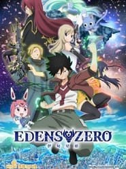 Edens Zero - Season 1 Episode 1 : Into the Sky Where Cherry Blossoms Flutter