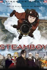 Image Steamboy