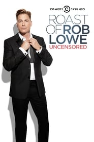 Poster for Comedy Central Roast of Rob Lowe