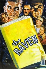 Poster The Raven 1935