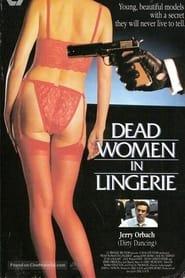 Dead Women in Lingerie