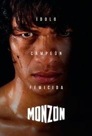 Poster Monzón: A Knockout Blow 2019