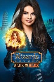 Poster The Wizards Return: Alex vs. Alex 2013