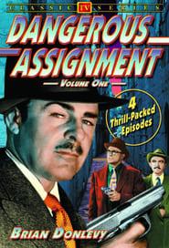 Poster Dangerous Assignment 1952
