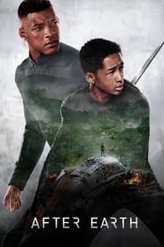 Poster After Earth 2013