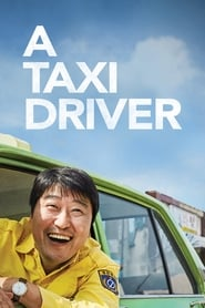 Poster A Taxi Driver 2017