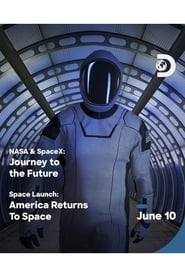 NASA & SpaceX: Journey to the Future 2020 Movie DSCVP WebRip Dual Audio Hindi Eng 300mb 480p 900mb 720p 3GB 1080p
