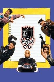 Poster School Daze 1988