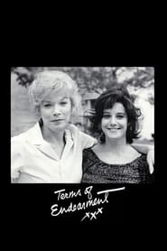 Poster Terms of Endearment 1983