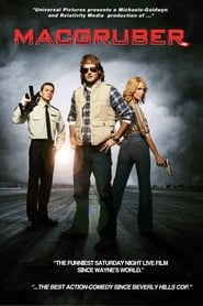Poster for MacGruber