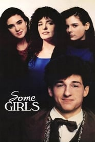 Poster Some Girls 1988