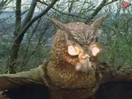 Mysterious Owl Man's Murderous X-Rays
