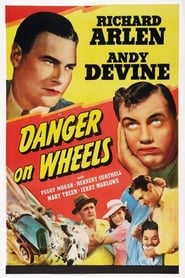 Danger On Wheels 1940