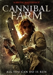 Poster Escape from Cannibal Farm