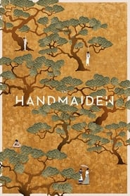 Poster for The Handmaiden