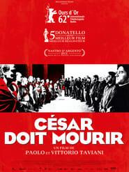 Voir César doit mourir en streaming complet gratuit   film streaming, StreamizSeries.com