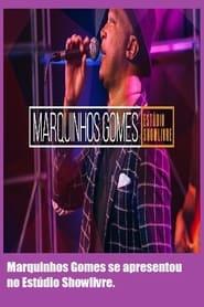 Marquinhos Gomes se apresentou no Estúdio Showlivre (2021)