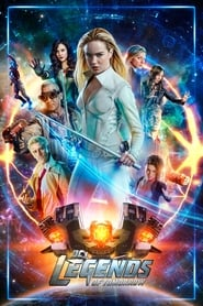 Poster DC's Legends of Tomorrow 2021