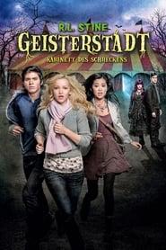 R.L. Stines – Geisterstadt: Kabinett des Schreckens [2015]