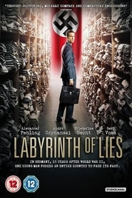 Poster Labyrinth of Lies 2014