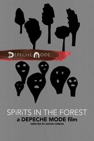 Poster Spirits in the Forest 2019