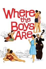 Poster Where the Boys Are 1960