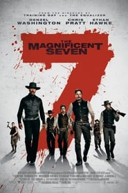 The Magnificent Seven - Streama Filmer Gratis
