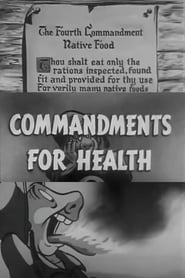 Commandments for Health 1945