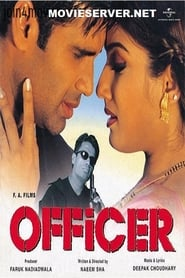 Officer 2001 Hindi Movie WebRip 300mb 480p 1GB 720p 3GB 5GB 1080p