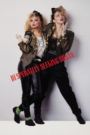 Poster Desperately Seeking Susan 1985