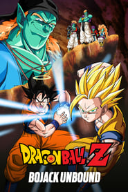 Dragon Ball Z: Bojack Unbound (2014)